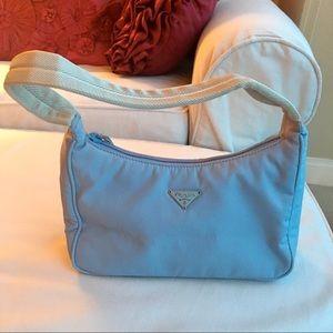 Authentic Prada nylon purse